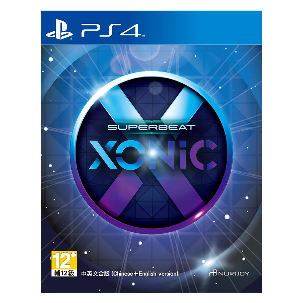 PS4 SUPERBEAT XONiC_亞版中英文版