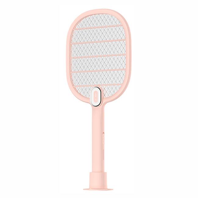 【DayPlus】充電式LED燈電蚊拍 HF-D8085U