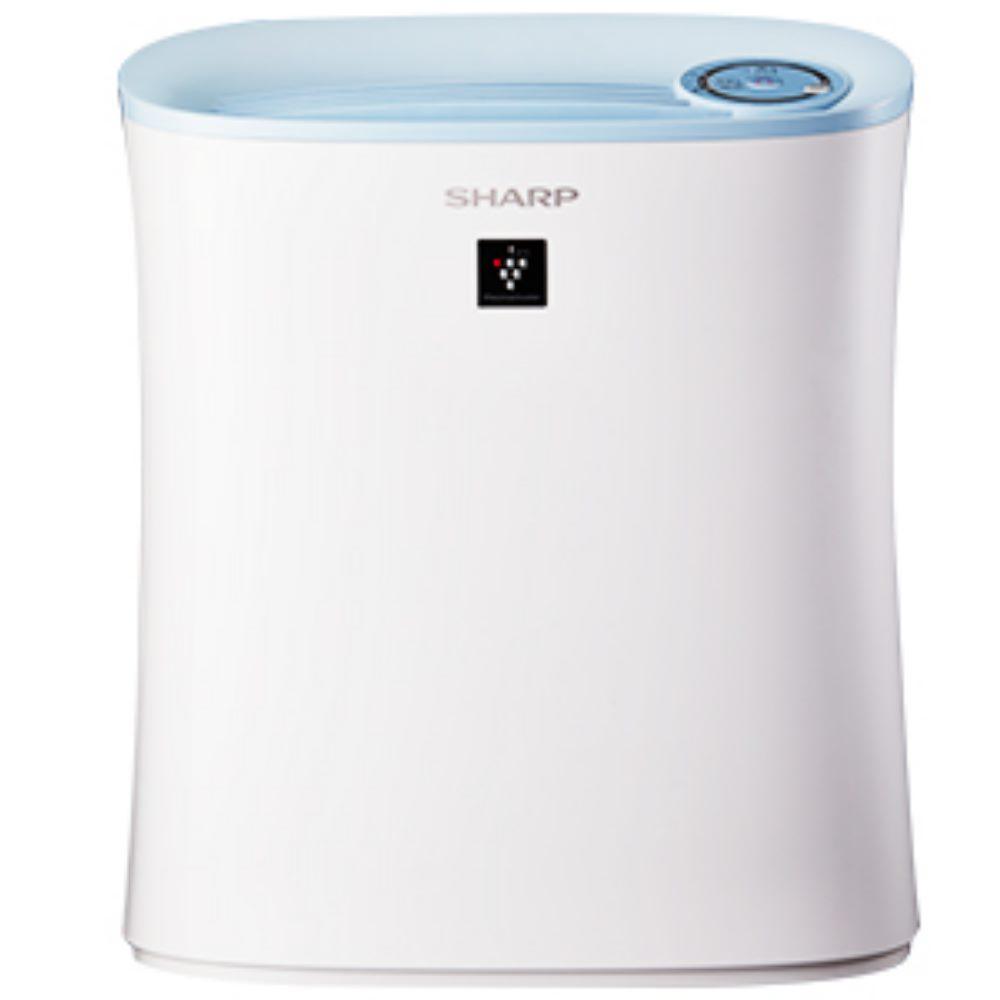 【SHARP夏普】6 坪除菌離子空氣清淨機 FU-H30T-W