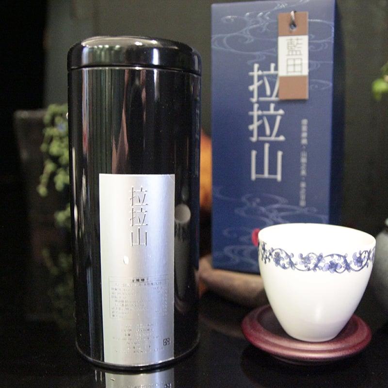 藍田–拉拉山高山烏龍茶 75g罐裝 x1入