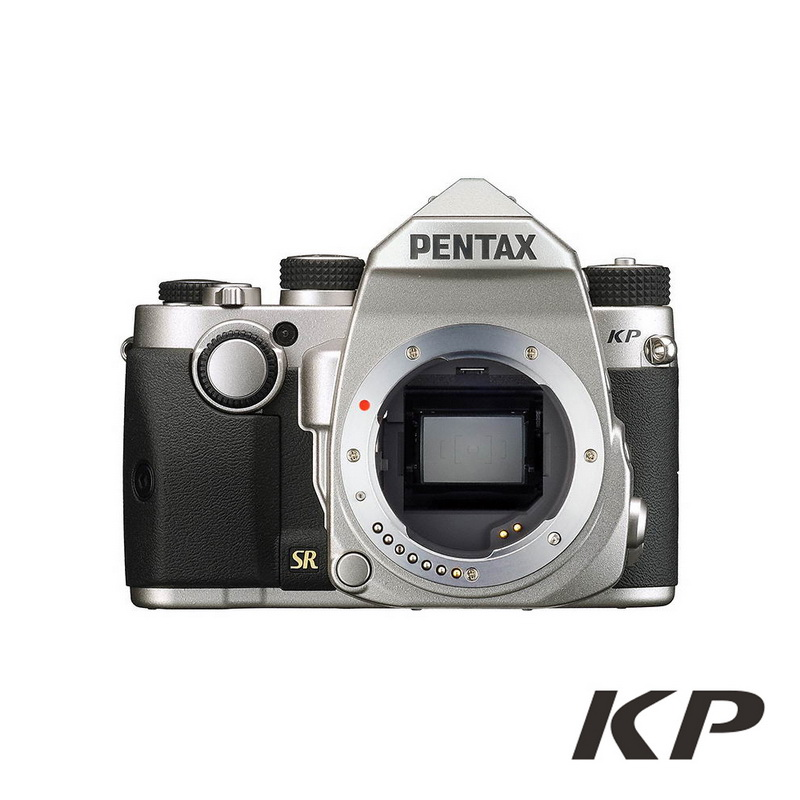 PENTAX KP 防滴防塵單機身_銀色【公司貨】 上網註冊送對應之電池手把
