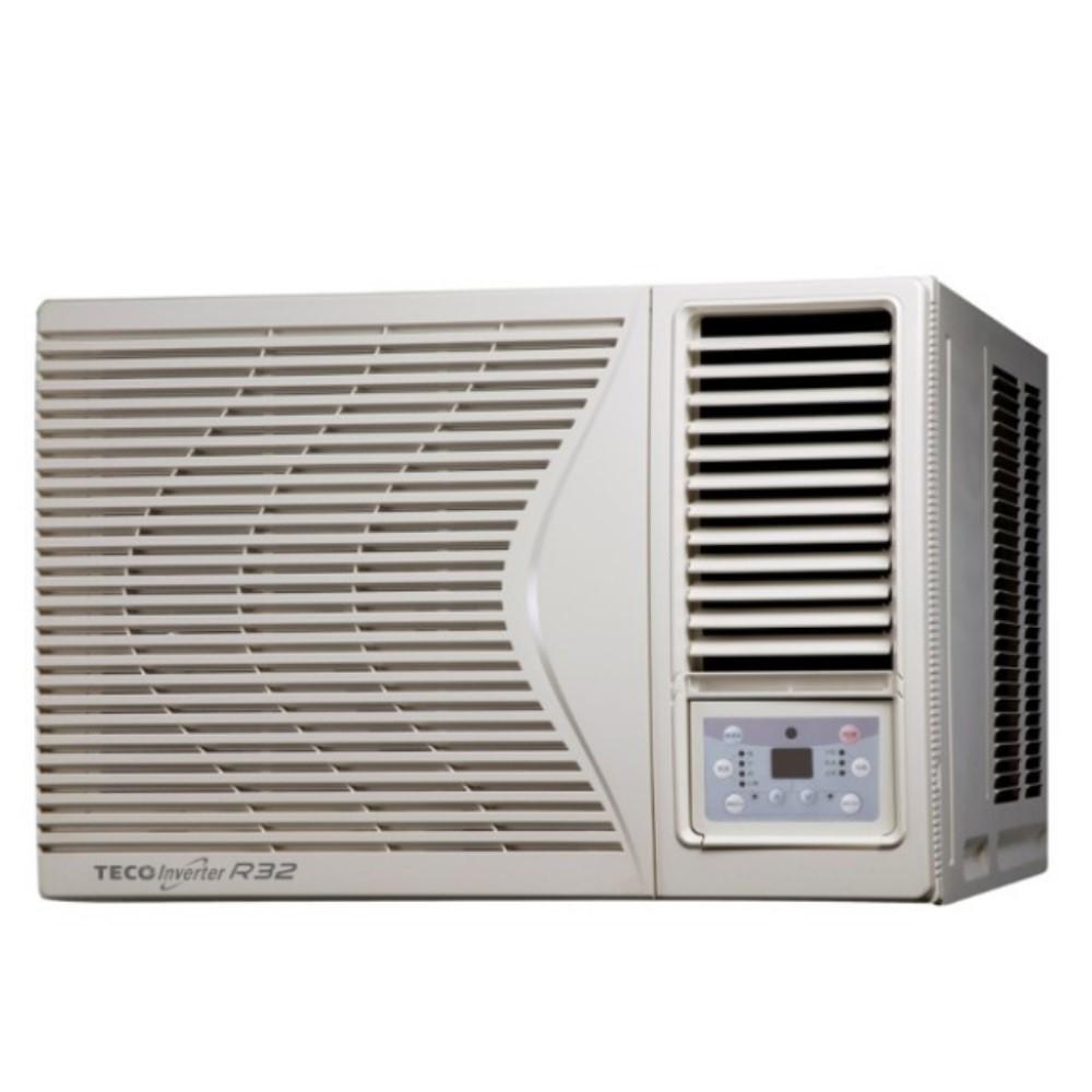 東元變頻冷暖右吹窗型冷氣4坪MW28IHR-HR(含標準安裝)
