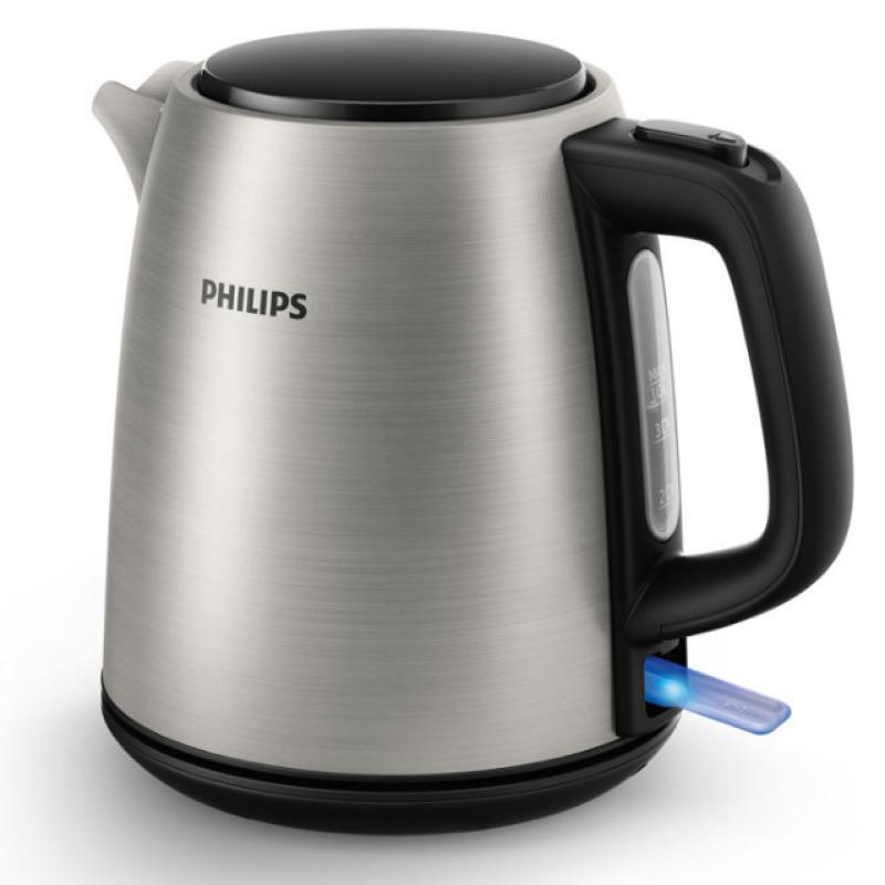 PHILIPS HD9348 不鏽鋼電快煮壺 1200W 1L