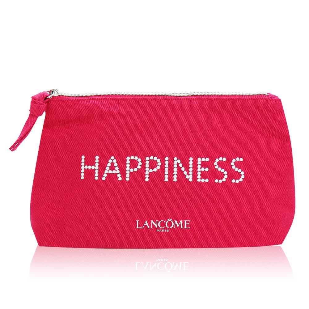 LANCOME 蘭蔻 粉漾幸福化妝包(25X5X13cm)
