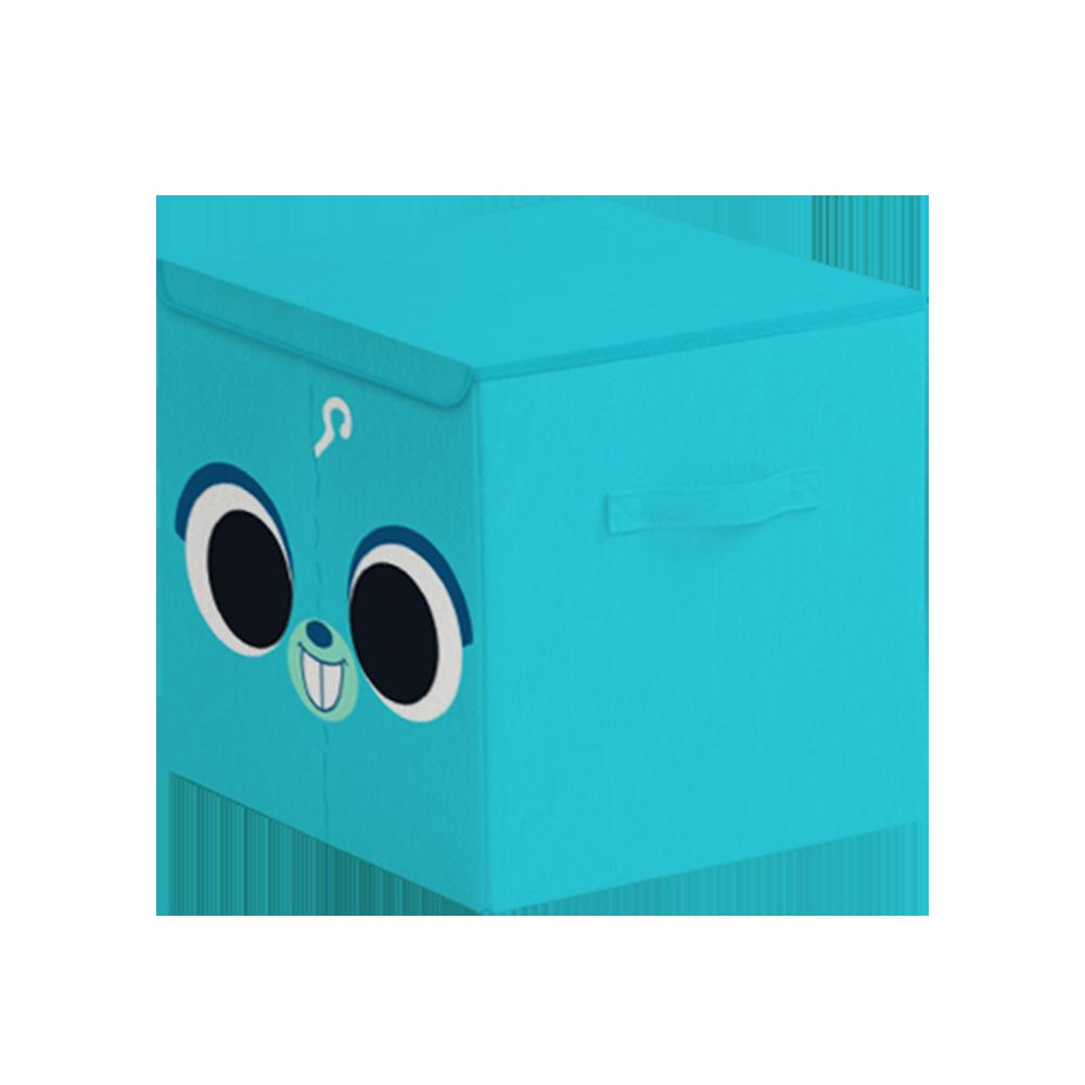 【收納王妃】玩具總動員方形摺疊收納箱-兔崽子