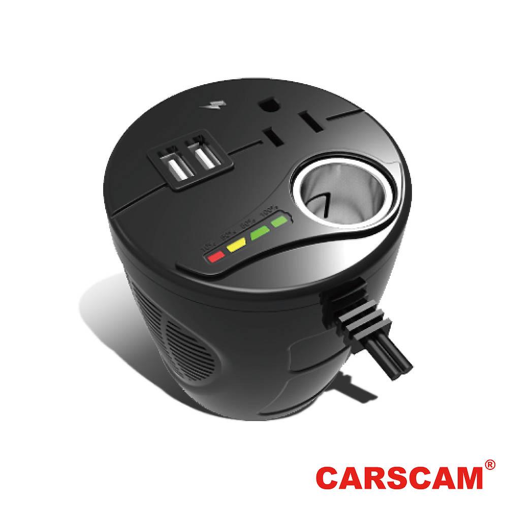 CARSCAM 行車王 CP150W智能車用電源轉換器