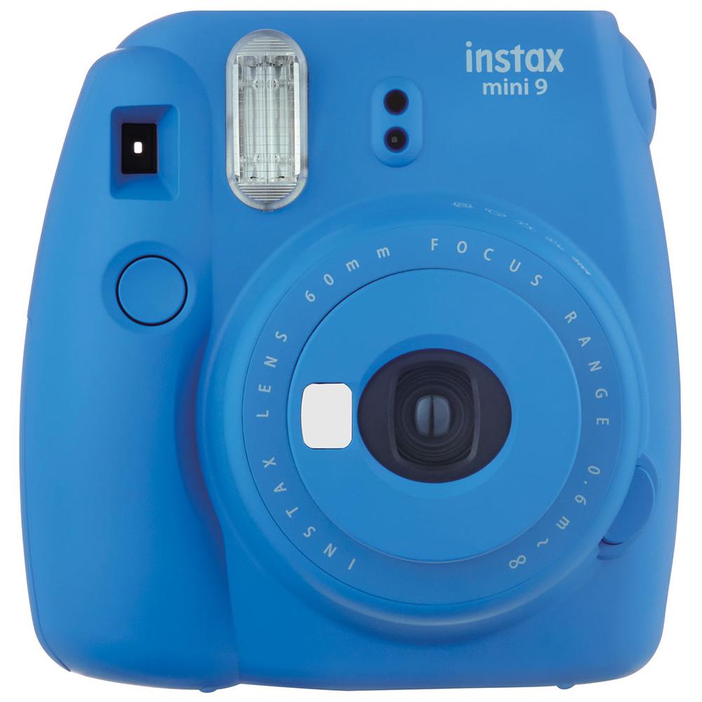 FUJIFILM instax mini 9 拍立得相機(公司貨)_深鈷藍