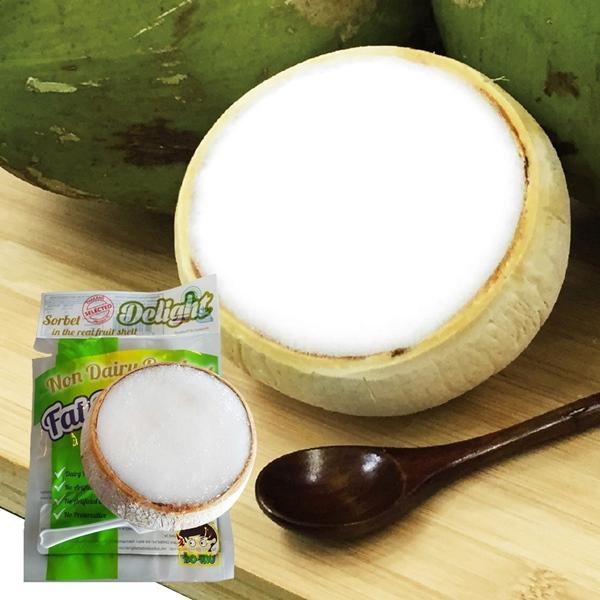 預購《我泰想吃》好果食椰子冰沙x4包