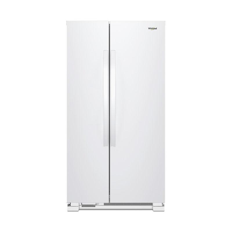 【Whirlpool 惠而浦】740公升對開門(雙門)冰箱(極智系列) WRS315SNHW