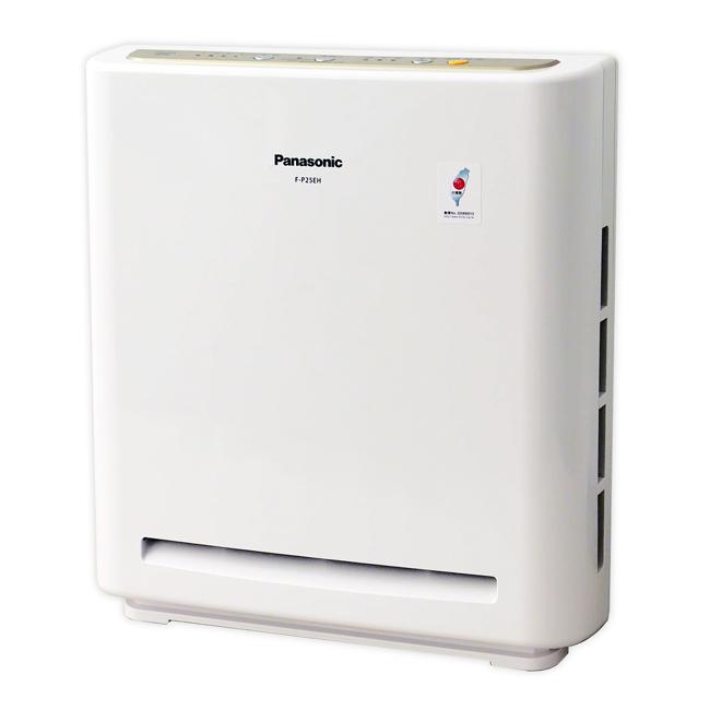 【Panasonic國際牌】負離子空氣清淨機 F-P25EH