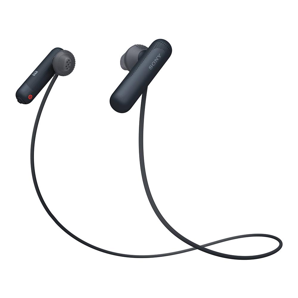 SONY WI-SP500 黑色 無線藍牙 IPX4防潑水 運動款 耳道式耳機