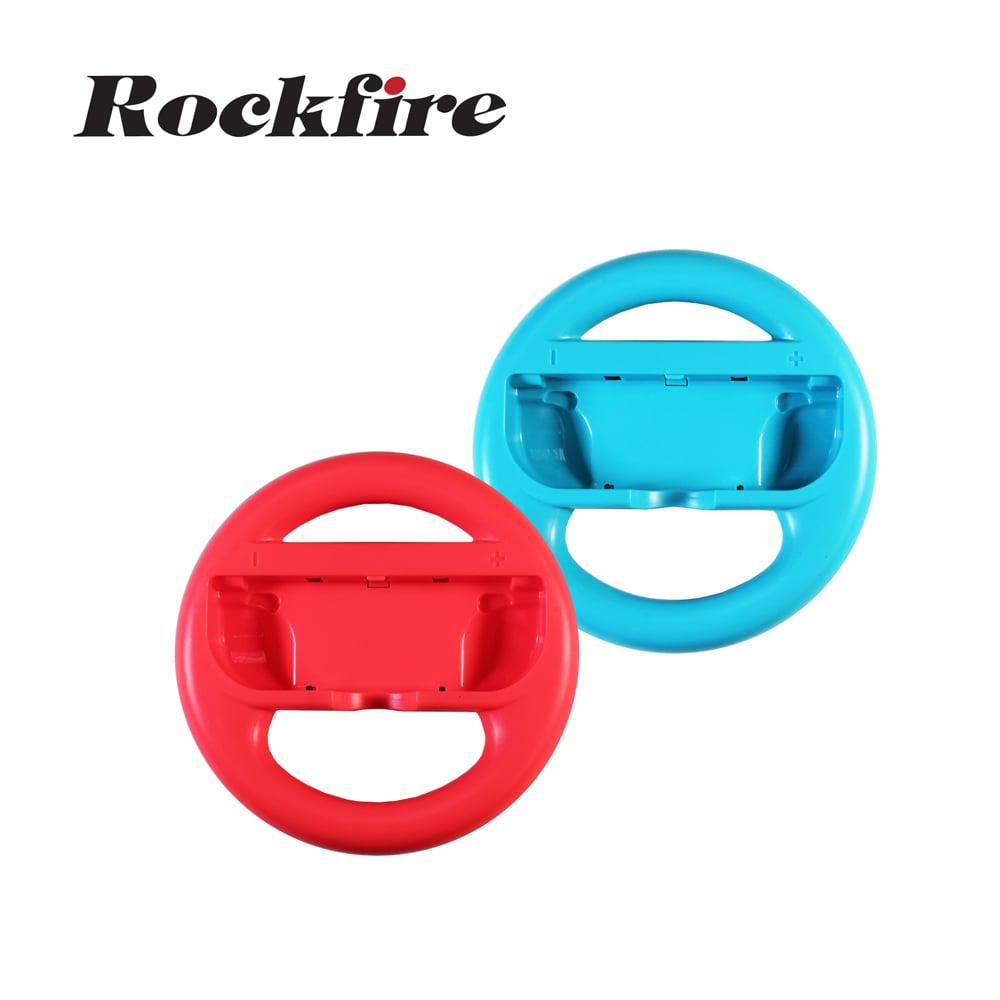 Rockfire Switch Joy-Con用方向盤一組2入