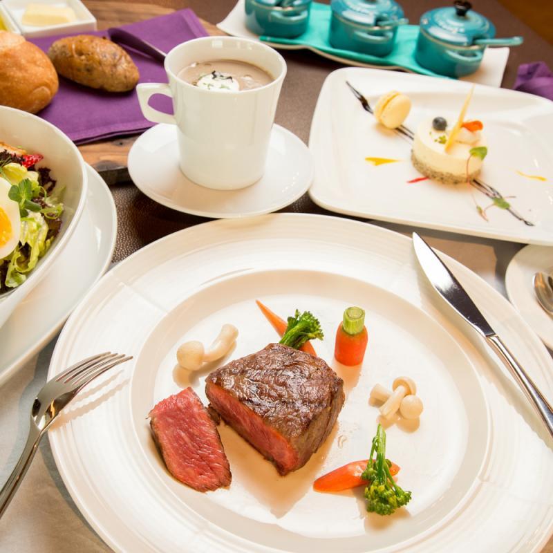 金典酒店蘿拉牛排館精緻套餐