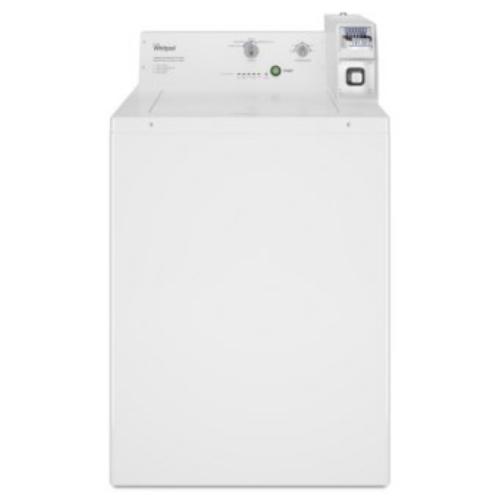 Whirlpool惠而浦 9公斤 商用投幣 直立式洗衣機 CAE2765FQ