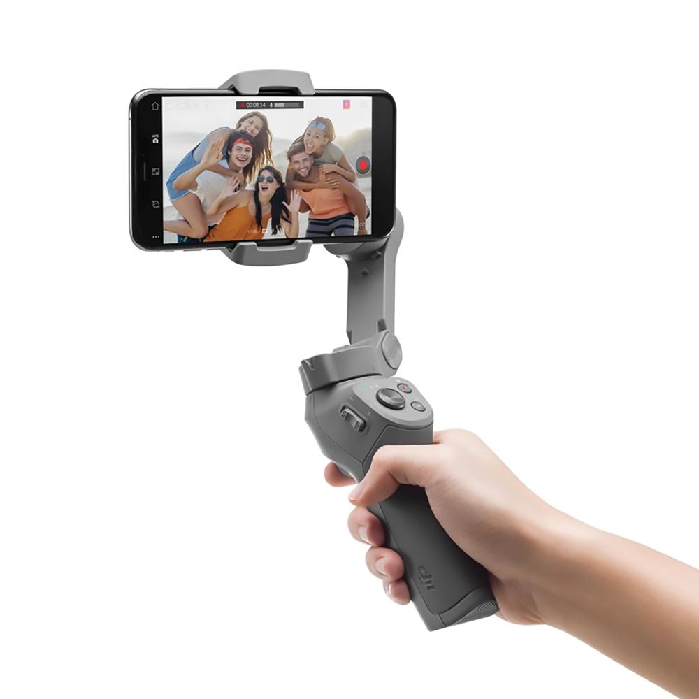 【DJI】OSMO Mobile 3 可折疊手機雲台 (套裝組 - 限量聯強國際貨)