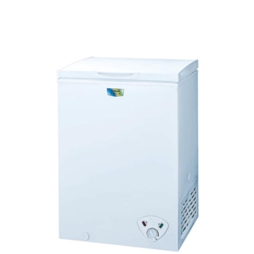 SANLUX台灣三洋103公升臥式冷凍櫃SCF-103WE