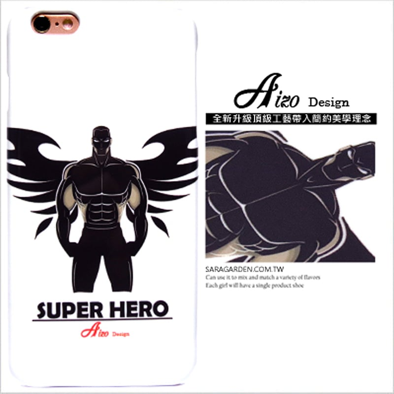 【AIZO】客製化 手機殼 ASUS 華碩 Zenfone2 5.5吋 ZE551ML 手繪 暗黑 超級 英雄 保護殼 硬殼