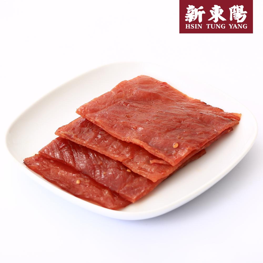 【新東陽】泰式檸檬豬肉乾(230g*2包)--有效期限20200804