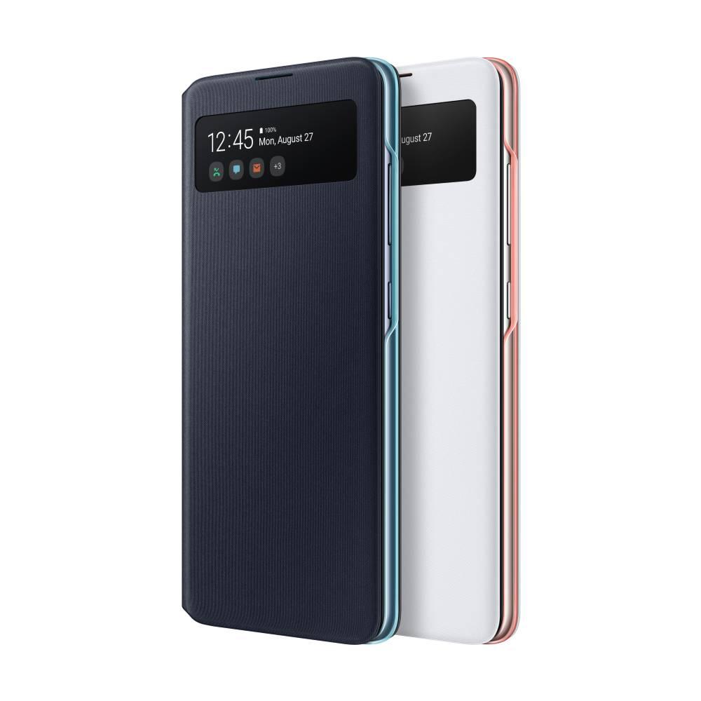 SAMSUNG Galaxy A51 5G透視感應皮套