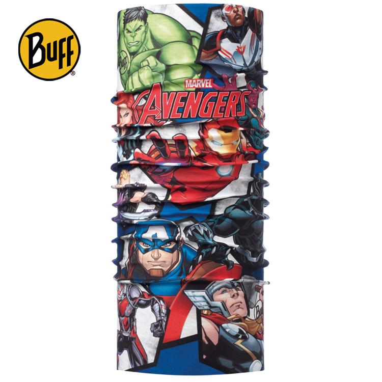 【西班牙 BUFF】英雄聯盟-迪士尼超級英雄授權-青少年經典頭巾
