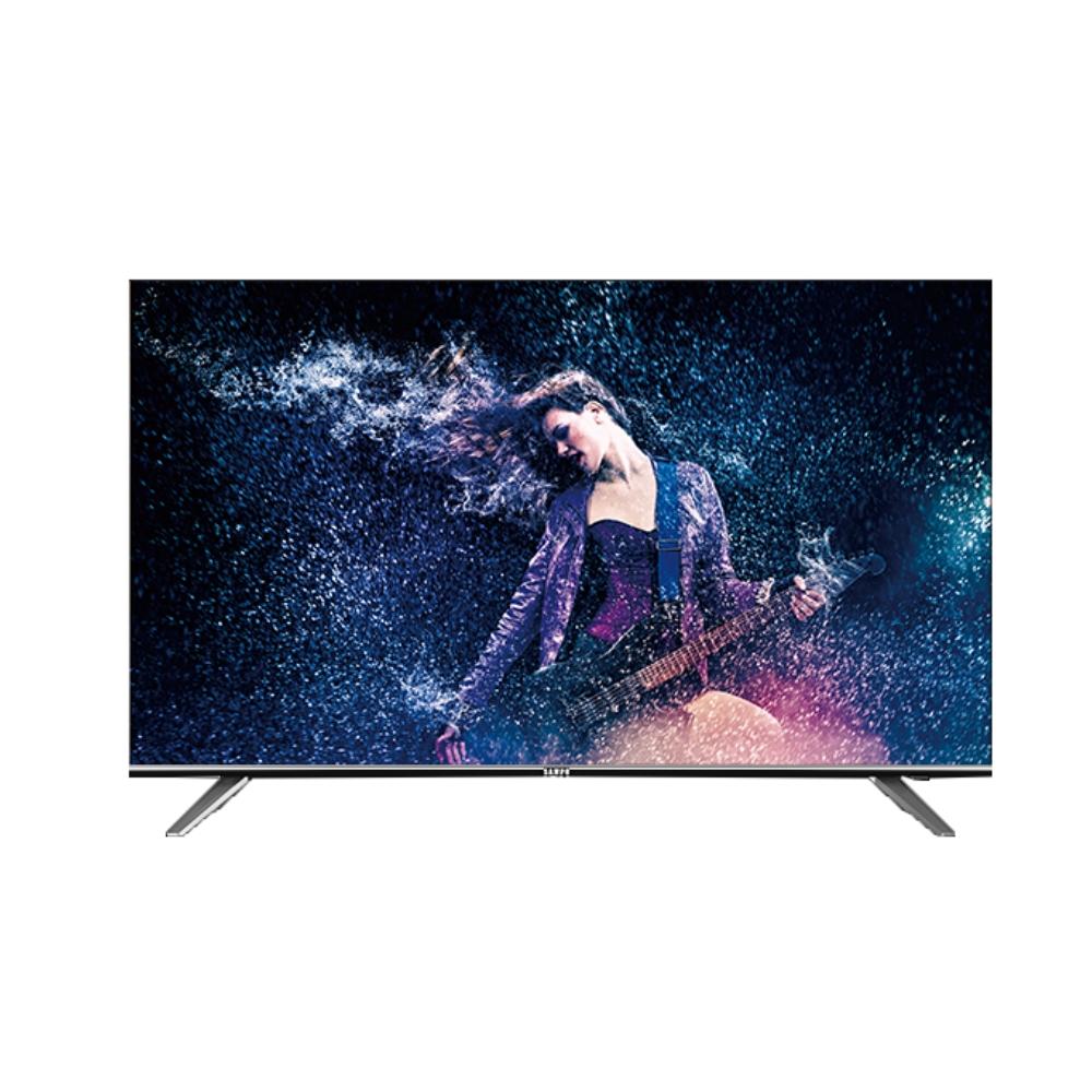 (含運無安裝)聲寶55吋4K連網電視EM-55HB120