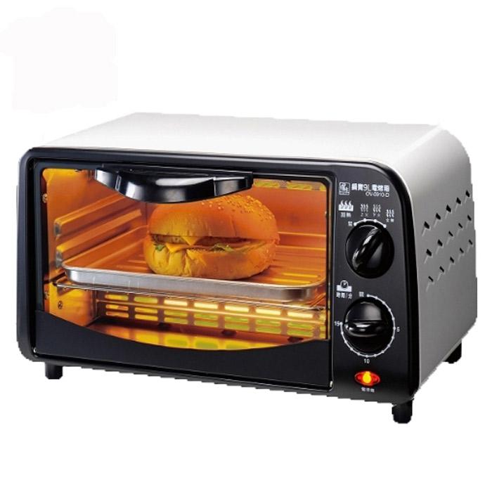 鍋寶9L歐風電烤箱 OV-0910-D