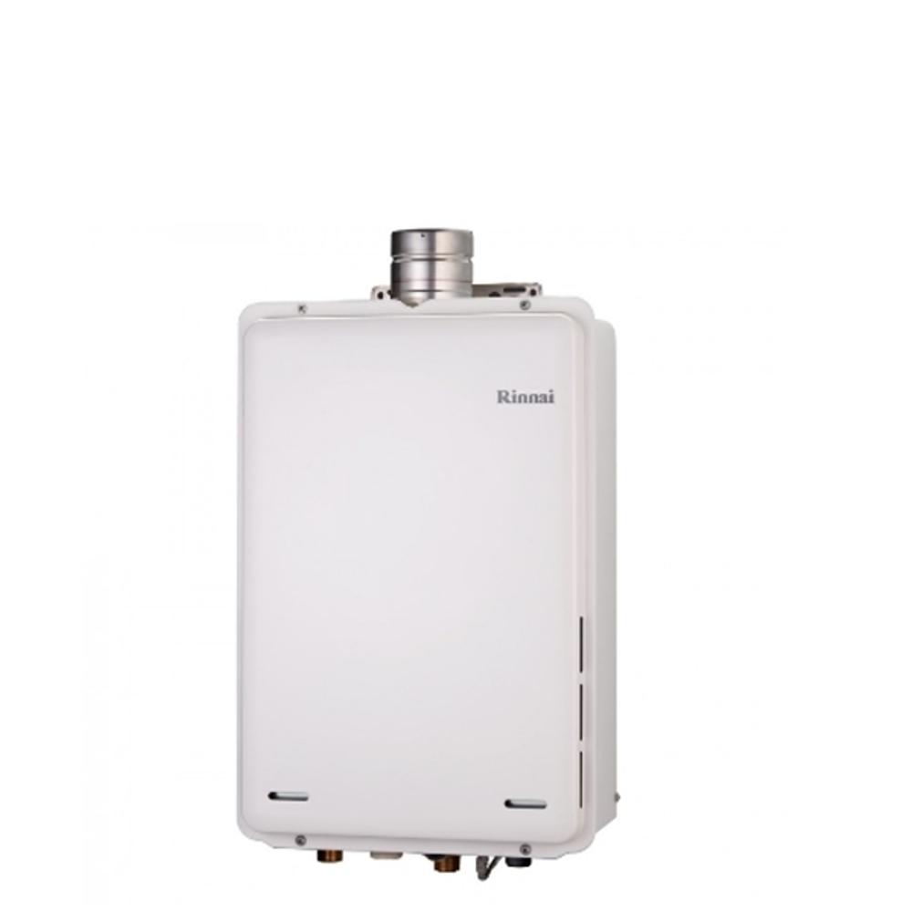 (全省安裝)林內熱水器24公升屋內強制排氣/REU-A2426WF-TR_NG2