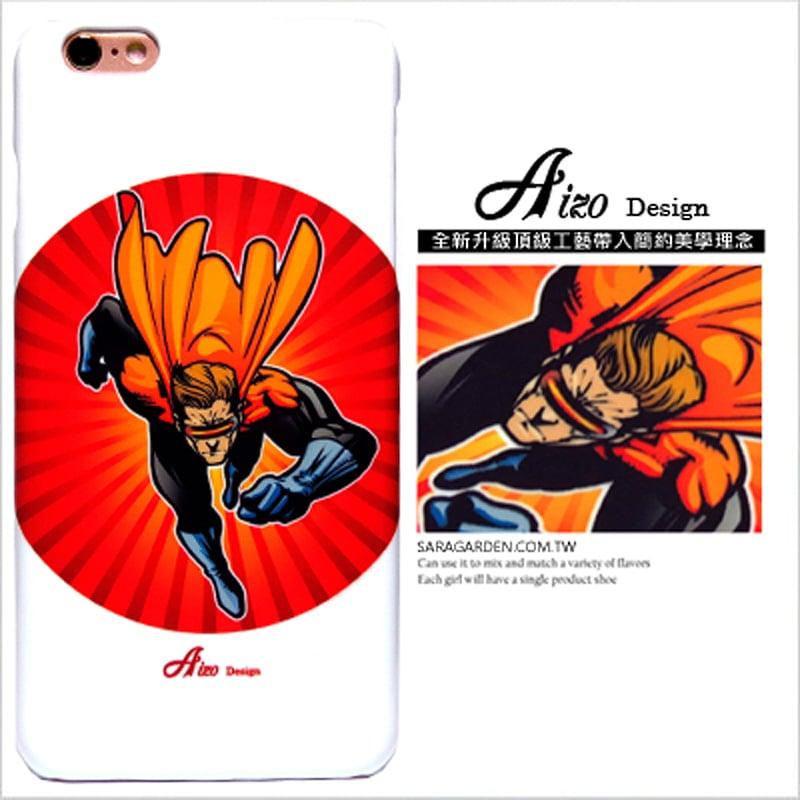 【AIZO】客製化 手機殼 ASUS 華碩 Zenfone2 5.5吋 ZE551ML 英國 極風 超人 英雄 保護殼 硬殼