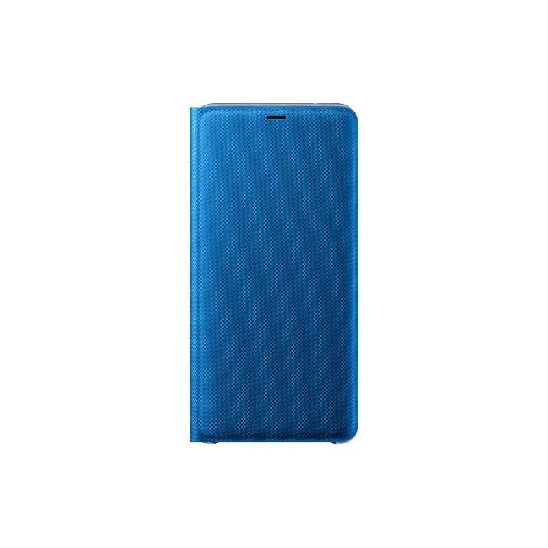 SAMSUNG Galaxy A9 翻頁式皮套 藍
