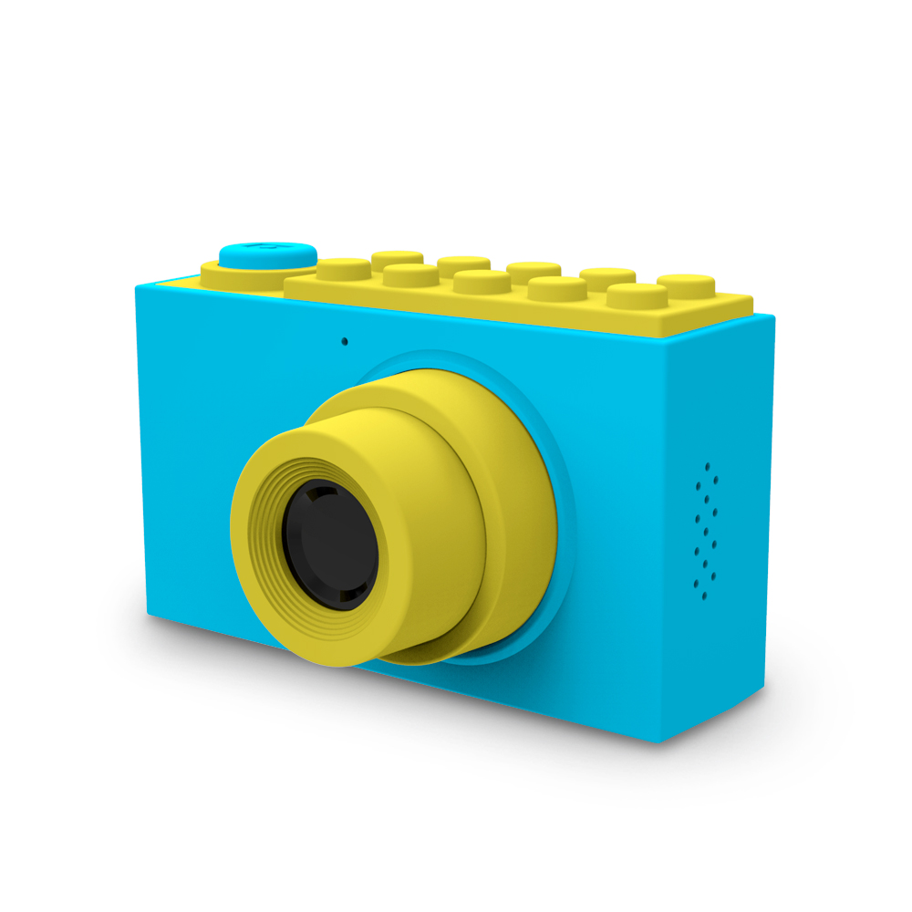 FUNY Kids 童趣數位相機-藍 (送32GB記憶卡)