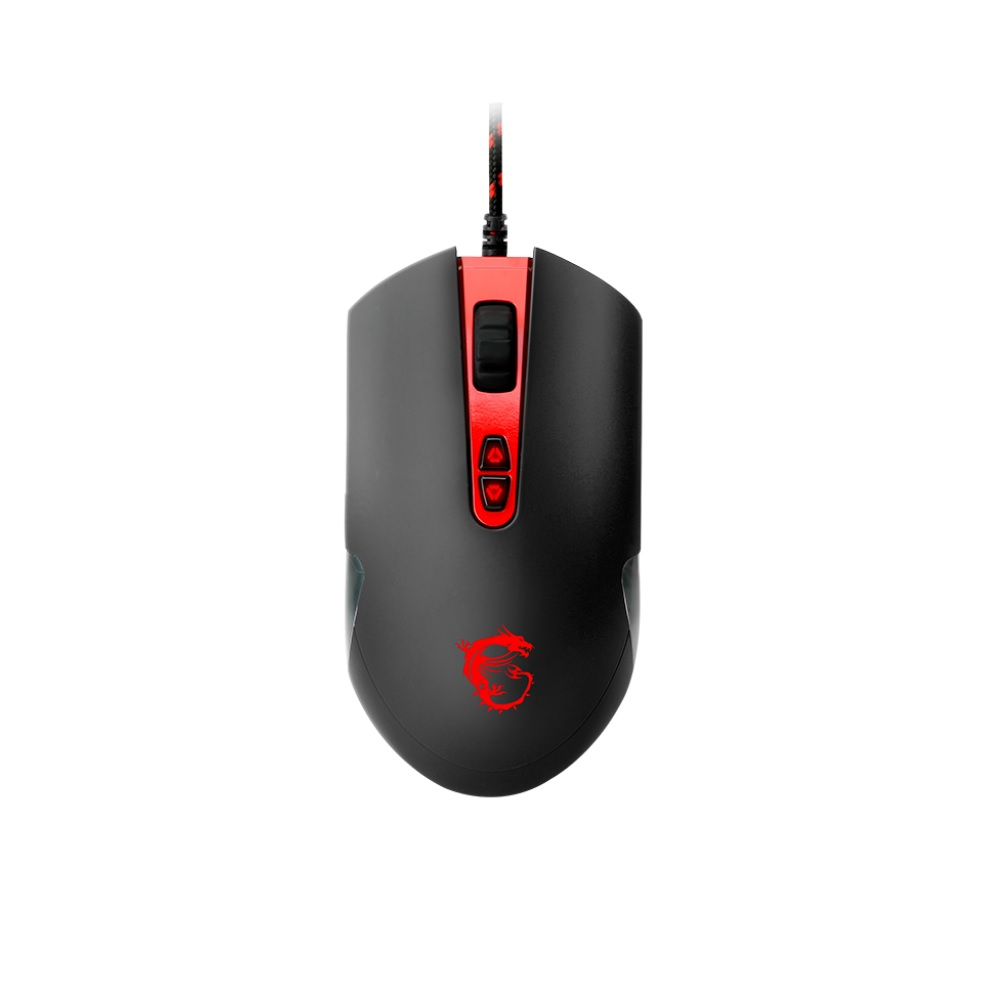 MSI Interceptor DS100 GAMING Mouse 電競滑鼠