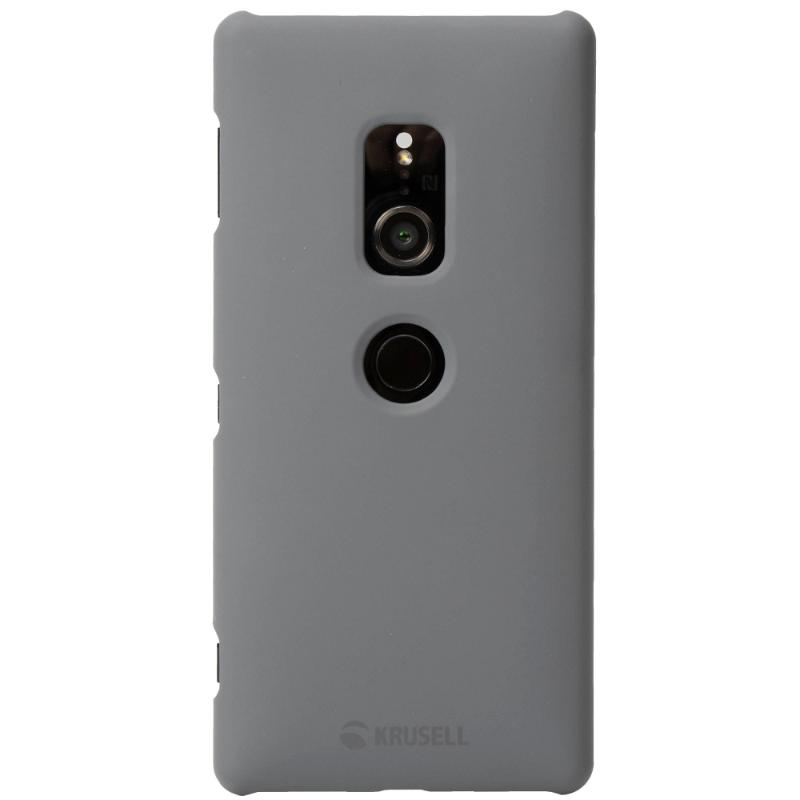 krusell Nora Cover Sony Xperia XZ2 保護殼 灰