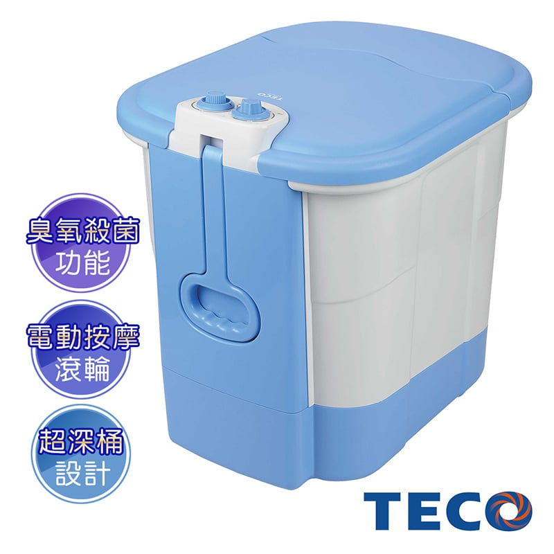 【TECO東元】豪華型深桶暖足泡腳機 XYFNF901