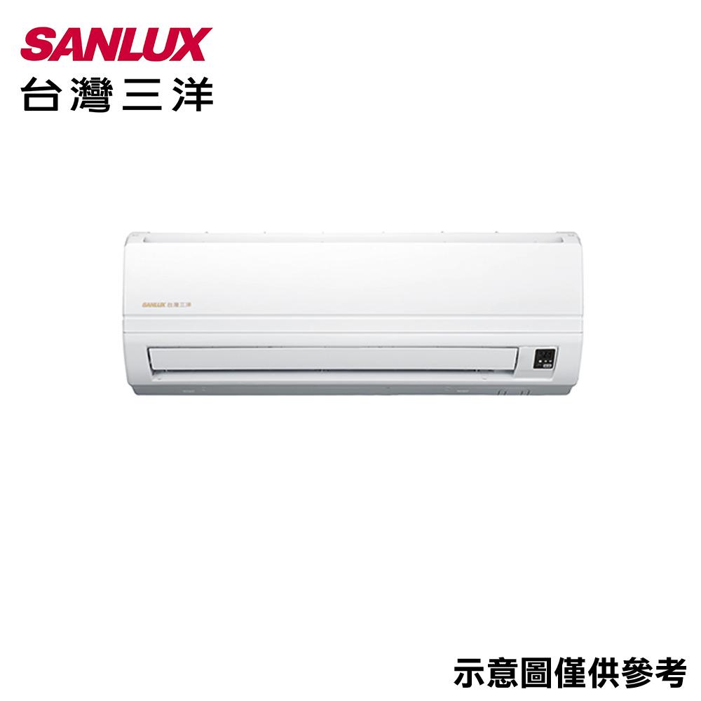 【SANLUX三洋】2-3坪定頻冷氣 SAC-22FE/SAE-22FEA