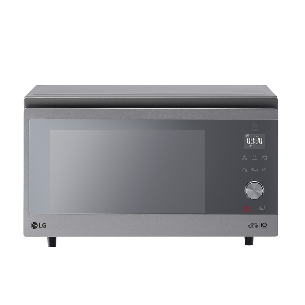 LG樂金39公升蒸烘烤變頻微波爐MJ3965ACR