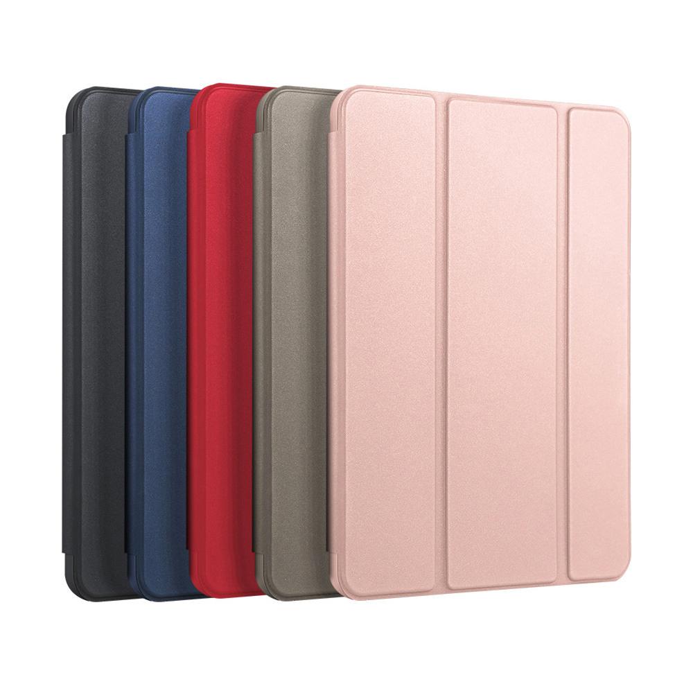 DUX DUCIS Apple iPad Pro 12.9 (FaceID) OSOM 筆槽皮套(紅色)
