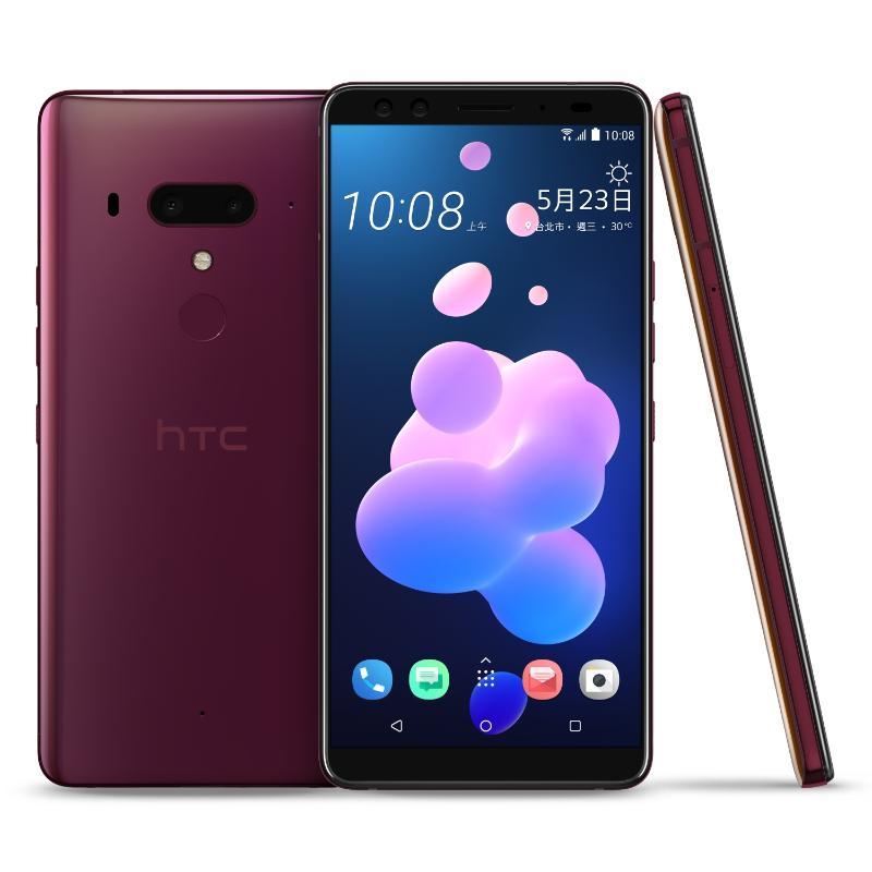 HTC U12+ 6G/128G 紅【拆封新品】
