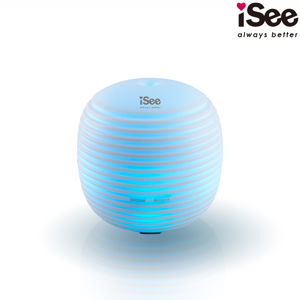 iSee超音波香氛保濕水氧機 IS-AD R1