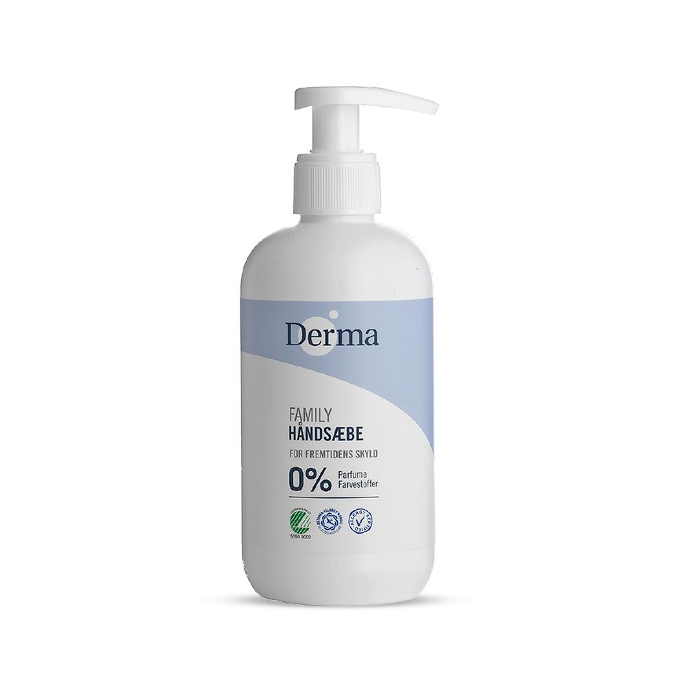 Derma保濕洗手露 250 ml