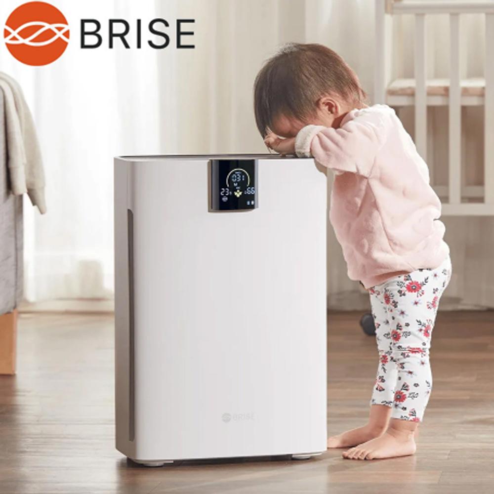 預購【BRISE】C360 防疫級空氣清淨機 (可淨化 99.99% 空氣中流感、腸病毒)