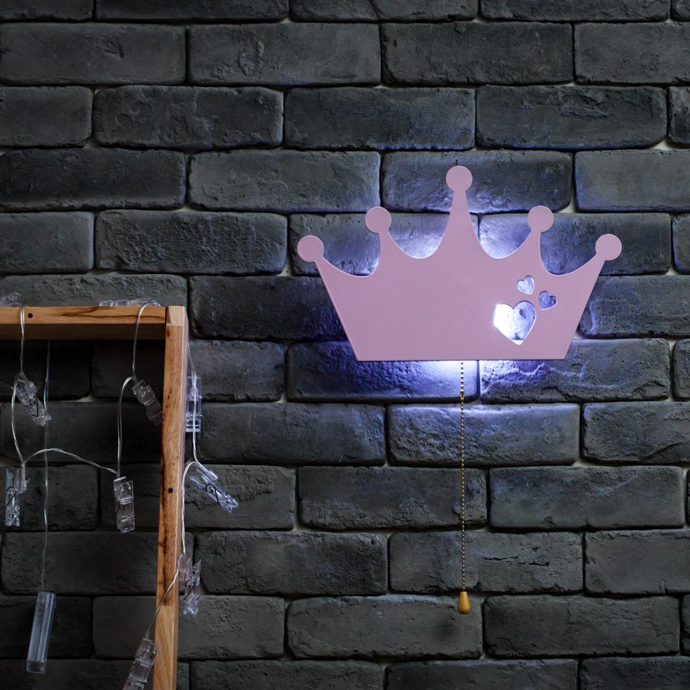 皇冠LED掛燈擺飾-生活工場
