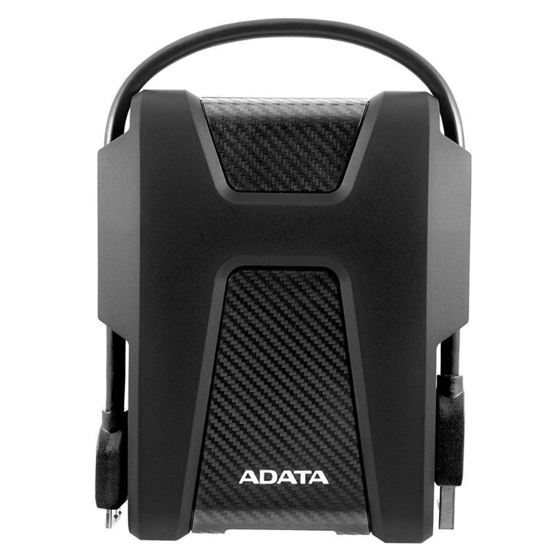 ADATA HD680 2TB USB 3.1 2.5吋 軍規抗震碟 黑