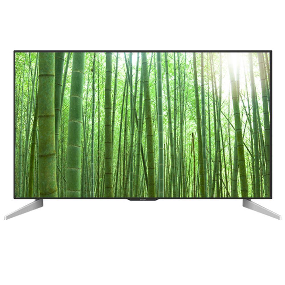預購★含標準安裝SHARP夏普60吋4K聯網液晶電視LC-60U33JT