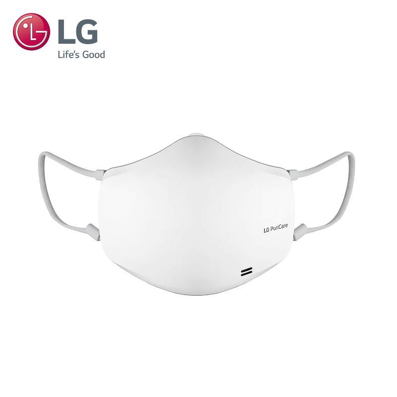 LG 第二代口罩型空氣清淨機 白 AP551AWFA【TiEA會員專區】