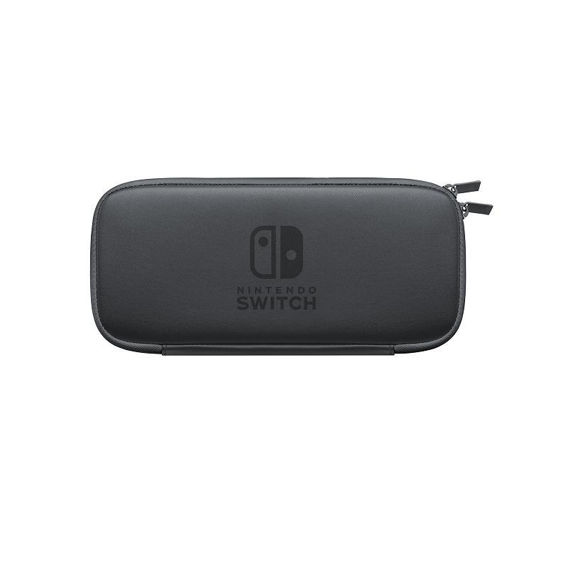 Nintendo Switch 攜行包 黑色 附螢幕保護貼
