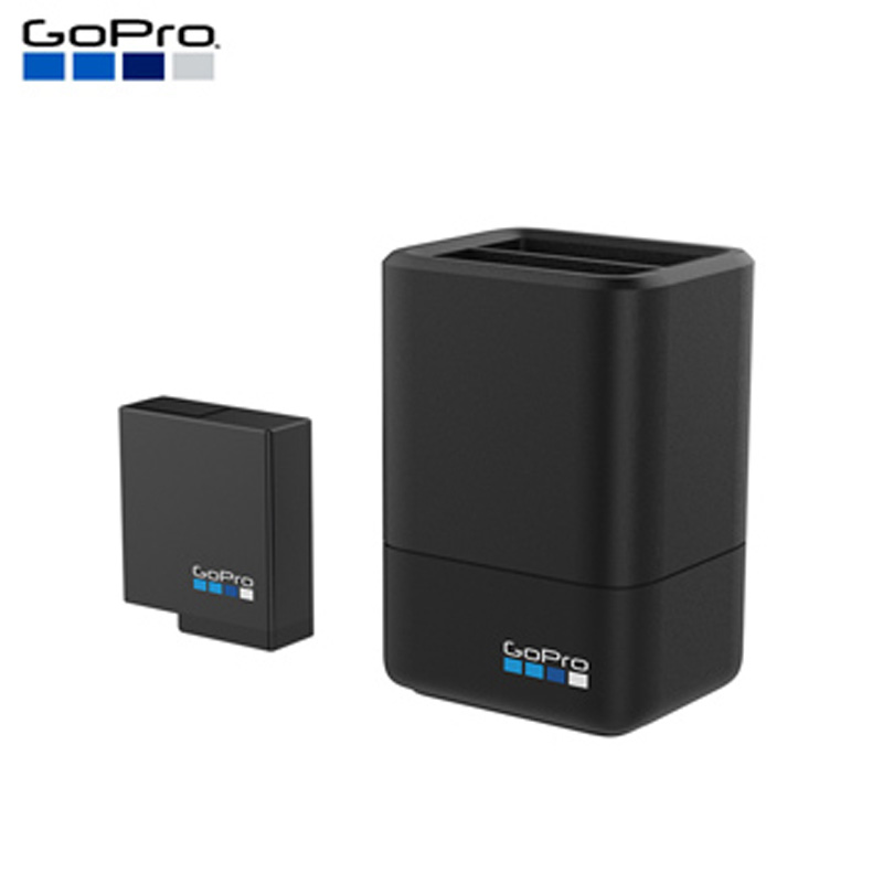 GoPro HERO7 / HERO6 / HERO5 雙電池充電器 AADBD-001(公司貨)