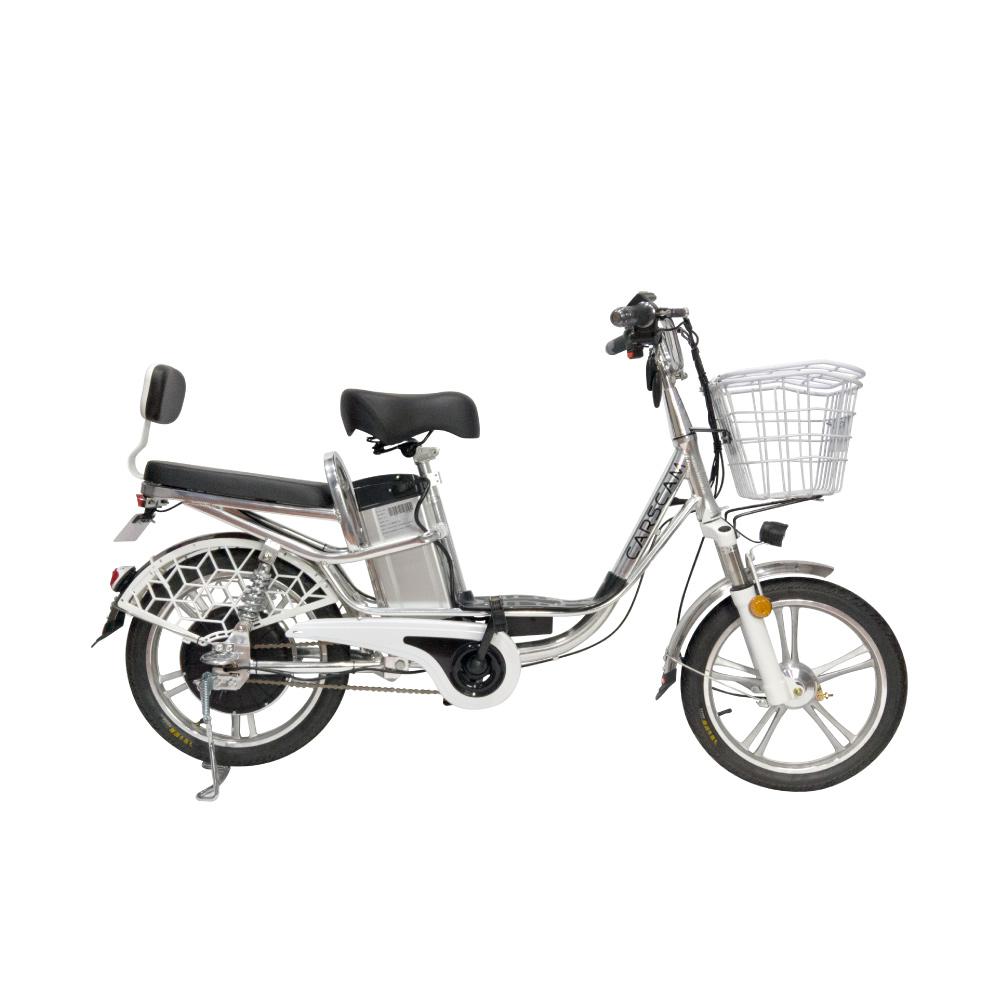 CARSCAM 18吋都會巡航電動自行車