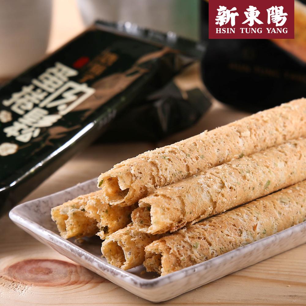 【新東陽】肉鬆蛋捲禮盒 (原味*2盒+海苔*2盒),免運