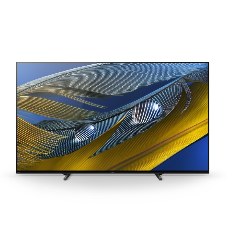 SONY索尼55吋OLED 4K電視XRM-55A80J(含標準安裝)