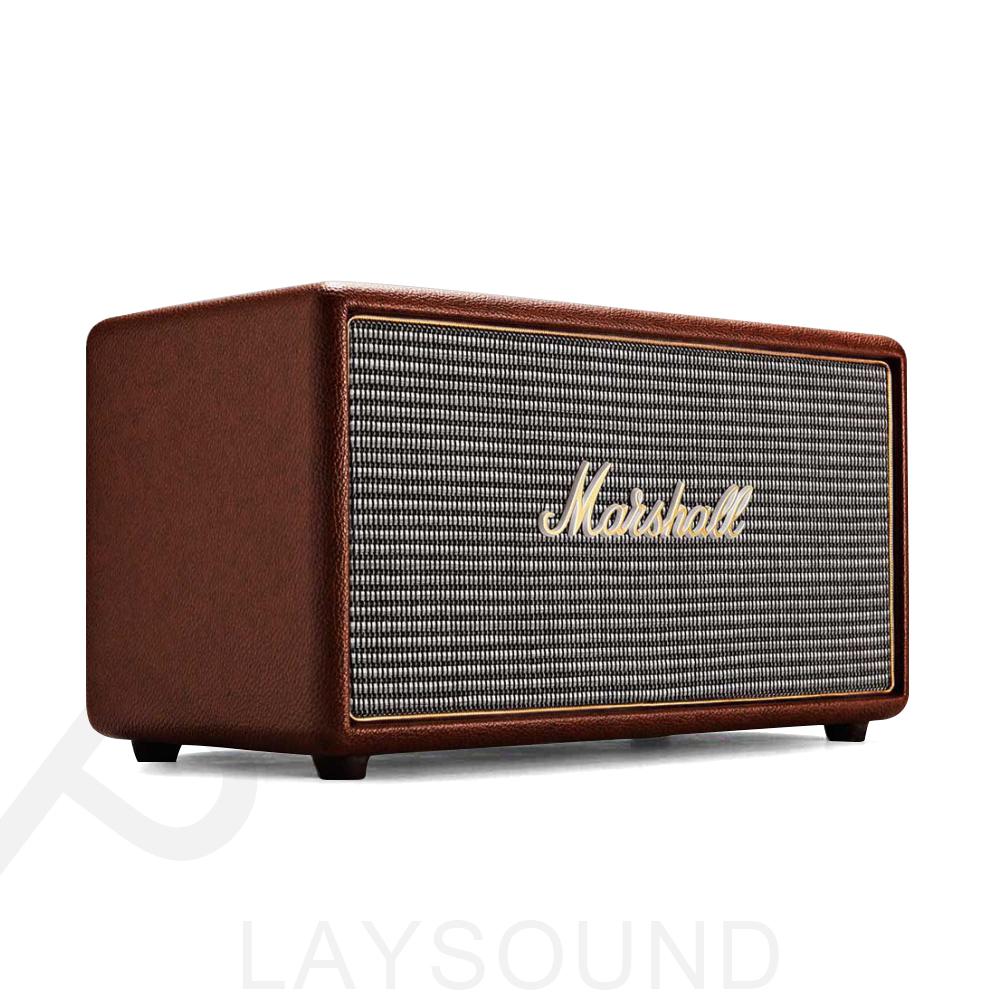 MARSHALL Stanmore Bluetooth 棕色 復刻經典 藍牙喇叭